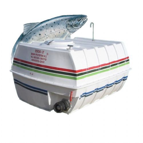 Fish Transport Tanks